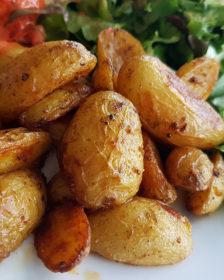 krieltejs uit de oven met heerlijke kruiden
