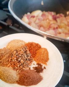 hacheekruiden mix