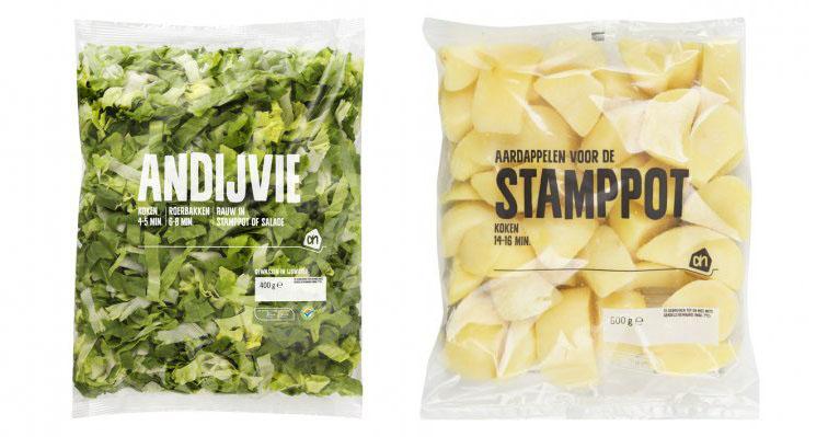 andijvie, aardappelen, stamppot, albert heijn, ah